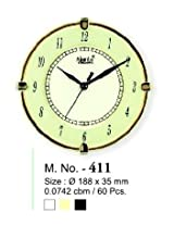 Ajanta Simple Clock Model 411