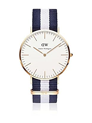 Daniel Wellington Reloj de cuarzo Man 0104DW 40 mm
