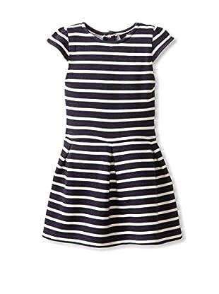 Gil & Jas Kid's Nautical Cap Sleeve Dress