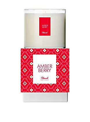 Bluewick 12-Oz. Anniversary Candle, Amber Berry