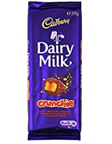 Cadbury Dairy Milk Crunchie, 200gm