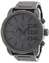 Diesel Double Dow Analog Grey Dial Men's Watch - DZ4215I