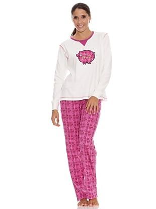Bkb Pijama Señora (crudo)