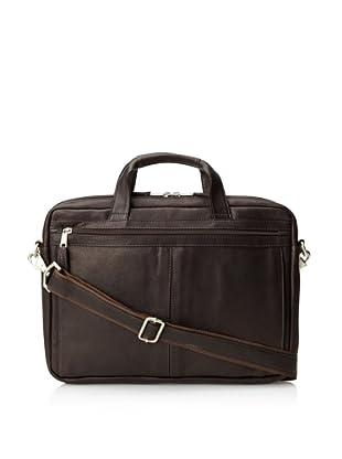 Latico Laptop Briefcase (Cafe)