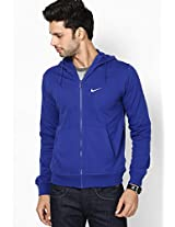 Blue Track Tops