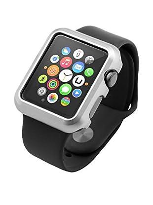 Unotec Cover Apple Watch grau