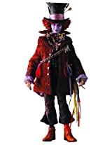 Alice in Wonderland: Mad Hatter Real Action Heroes Figure