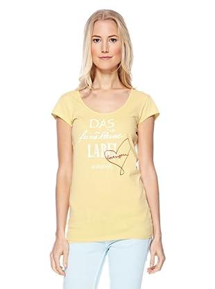 Herrlicher T-Shirt Kandeen (Amber)