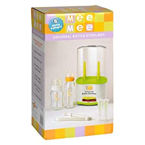 Mee Mee - Universal Bottle Sterilizer 2 Bottles