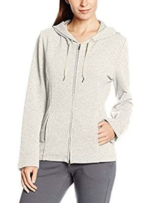 Dimensione Danza Sweatjacke Lurex Fleece