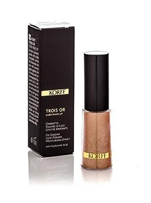 KORFF MILANO Lidschatten Cure Make Up 2,5 g bronze