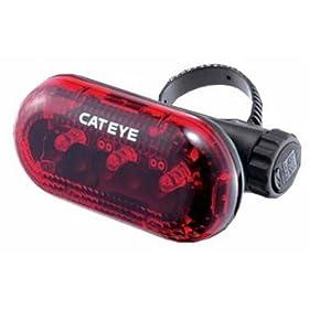 キャットアイ(CAT EYE) TL-LD130-R 3モードフラッシングライト レッド TL-LD130-R