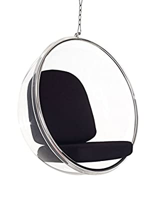 Modway Ring Lounge Chair (Black)