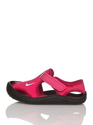 Nike Chanclas Sunray Protect (Td) (Rosa)
