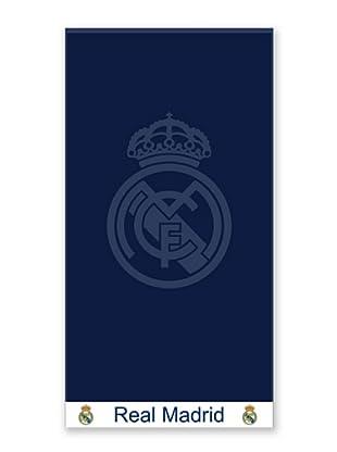 Secaneta Toallas de Playa Jaquard Real Madrid (Marino)