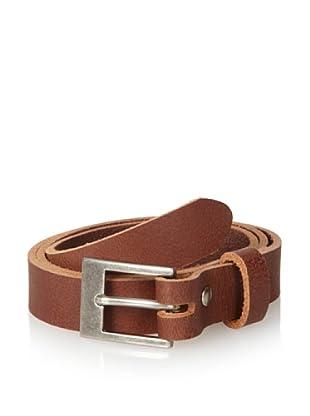 Brent Wilson The Basics Men's Slim Belt (Taupe)
