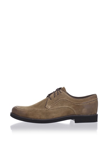 Hush Puppies Men's Commemorate Oxford (Taupe Suede)