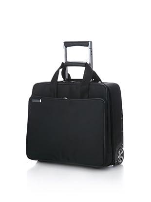 Porsche Design Roadster Brief Bag S (Negro)