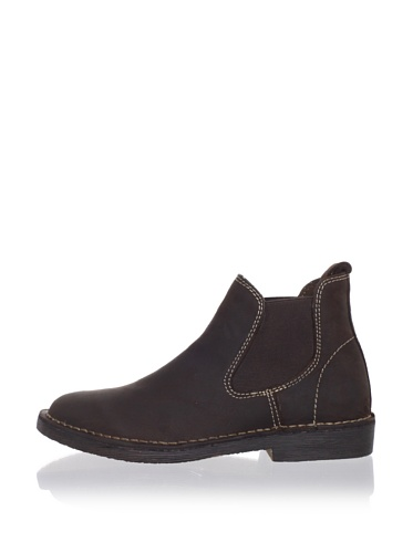 Bass Men's Gaucho Ankle Boot (Brown)