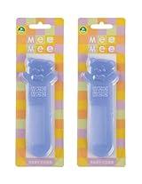 Mee Mee Baby Comb MM-1010 BLUE Pack Of 2