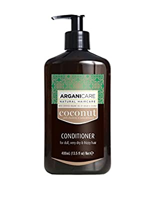 ARGANICARE Acondicionador Capilar Coconut For Dull, Very Dry & Frizzy Hair 400 ml