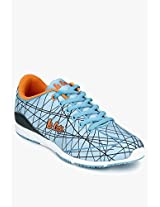 Blue Running Shoes