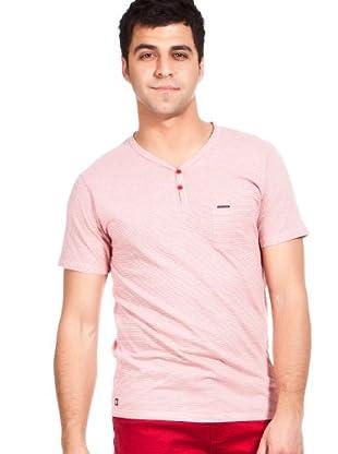 Element Camiseta Harlem (Rojo / Blanco)