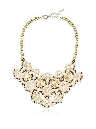 Leslie Danzis Floral Symmetry Necklace