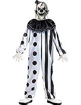 Killer Clown Costume - Large