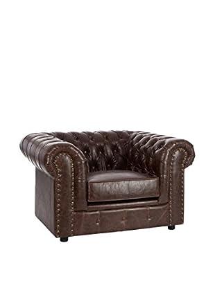 J-LINE Sofa braun