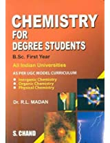 Chemistry for Degree Students