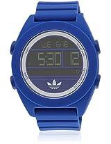 Adh2910 Blue/Black Digital Watch