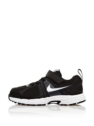 Nike Zapatillas Dart 10 (Psv) (Negro / Blanco)