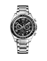 Tommy Hilfiger Chronograph Black Dial Men's Watch - TH1790939J