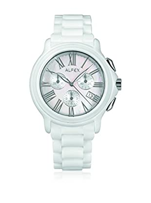 Alfex Reloj con movimiento cuarzo suizo Man Alfex 43 cm