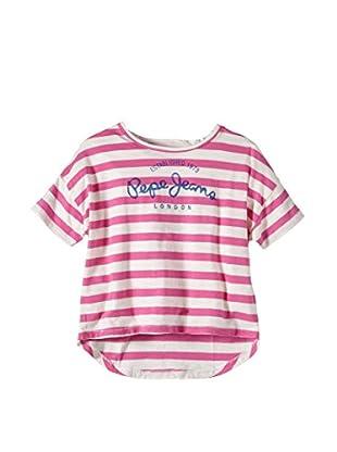 Pepe Jeans Camiseta Manga Corta Azucena Junior