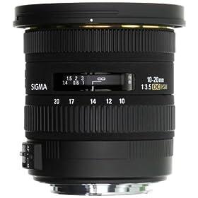 シグマ 10-20mm F3.5 EX DC HSM ニコン用