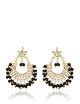 Imli Street Black Bead ChandanBala Earring