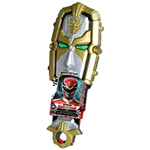 Power Rangers Deluxe Gosei Morpher, Multi Color