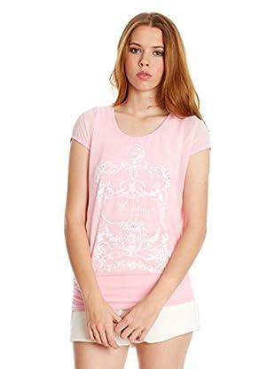 SideCar Camiseta Manga Corta Lulu