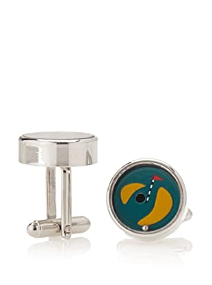 Link Up Magnetic Golf Game Cufflinks