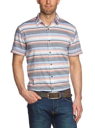 Tom Tailor Camisa Donini (Azul claro)