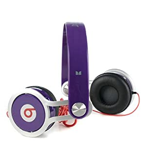 OEM Mixr Headphones Special Editions (Purple)