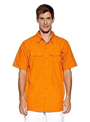 Columbia Camisa Dixie (Naranja)