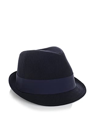 Goorin Brothers Men's Brooklyn Fedora (Navy)