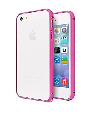 Unotec Bumper Aluminium iPhone 5 rosa