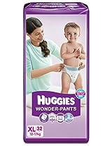Huggies Wonder Pants XL - 32 (2 years)