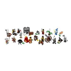 レゴ キングダム アドベントカレンダーの中身