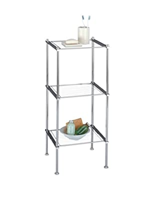 Organize It All Metro 3 Tier Shelf