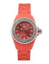 H2X Reef Stones Analog Pink Dial Women's watch - SS382DO2